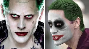 how to do joker makeup joaquin