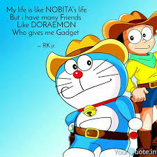 my life is like nobita s quotes writings by rajat kumar
