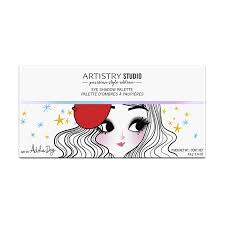 ARTISTRY STUDIO Parisian Style Edition - Eye Shadow Palette - Buy Amway  Products -> Low Cost Online Shop