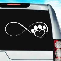 Dog Decals Stickers Dog Breed Stickers