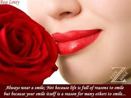 r tic smile quotes quotesgram