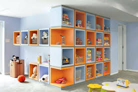 Creative Toy Box Ideas Creative Ideas For Furniture And Optimized Spaces In Kids Room Where To Storage A L Playroom Design Playroom Storage Basement Remodeling
