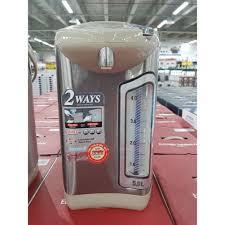 Rẻ nhất Shopee] Bình thủy điện Lock&Lock EJK582BEG 5L ., giá chỉ  2,030,000đ! Mua ngay kẻo hết!
