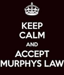 Image result for murphys law