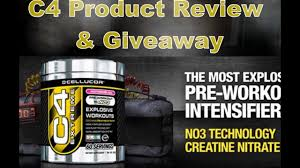 cellucor c4 review giveaway you