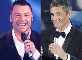 Sanremo 2020: il marito di Tiziano ferro commenta il bacio con ...