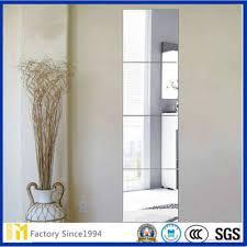 full length wall mirror silver mirror