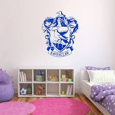 Movie Inspired Ravenclaw House Crest Vinyl Wall Decal