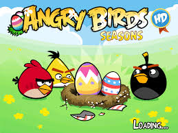 Exclusive source for Ipad gaming: Angry Birds Seasons HD update