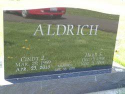 Cindy I. Caudill Aldrich (1959-2013) - Find A Grave Memorial