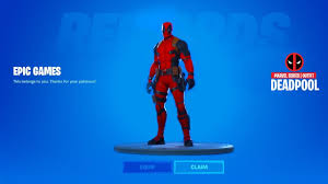How To Unlock The FREE DEADPOOL SKIN in ...