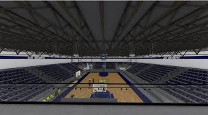 coach as plans for new basketball gym