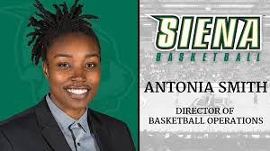 📰 We welcome Antonia Smith to our... - Siena Women's Basketball | Facebook