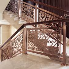 Chinese Literature Style Red Copper Antique Design Carving Stair Railing Exquisite Workmanship Fence Fence Gate Fence Basefencing Materials For Sale Aliexpress