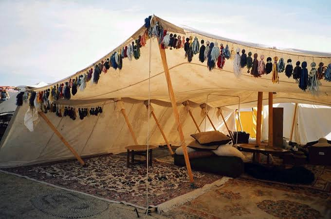 Image result for Nomadic Tent""