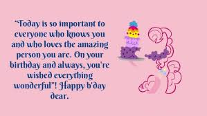 top sweet quotes about to wish happy birthday