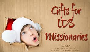gifts for lds missionaries she picks