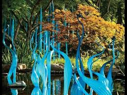 special chihuly in the garden you