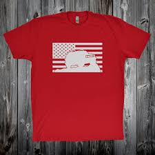 Fjc Usa Flag Red Can Outfitters