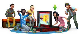 The Sims 4 Kids Room Stuff New Render Simsvip