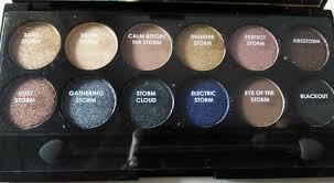 sleek makeup storm i divine palette