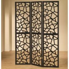 Folding Screens Intricate Mosaic Folding Screen Sadler S Home Furnishings Room Dividers Floor Screens