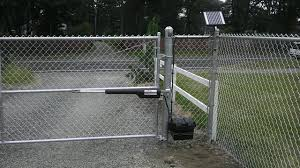 Gate Opener Installations Fence Gate Opener