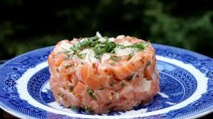French salmon tartare – Laylita's Recipes
