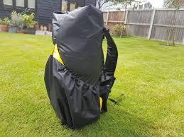 diy ultralight backpack tutorial