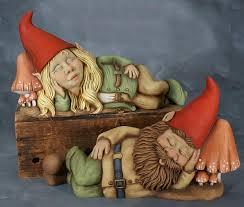 twilight nod sleeping gnome couple