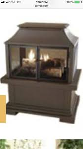 hampton bay fireplace for in