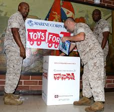 Toys for Tots: Marines put less fortunate children at top of Christmas list  > Marine Corps Logistics Base Albany > News Article Display