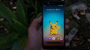 install pixel 4 pokemon live wallpaper