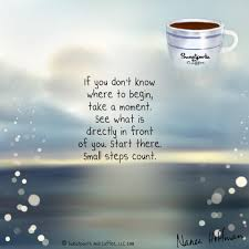 small steps count ❤️ sweatpants coffee facebook