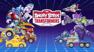 Download Angry Birds Transformers APK MOD Coins/Unlocked v1.42.0