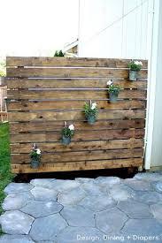 Diy Patio Privacy Screens Diy Patio Privacy Fence Designs Fence Design