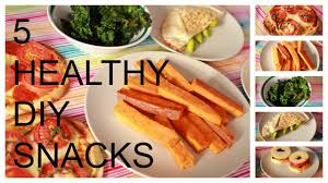 healthy snacks to help you lose weight