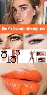 the professional makeup look for your