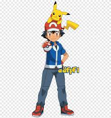 Pokémon X and Y Ash Ketchum Pikachu Season 17 – Pokémon: XY, Ash ...