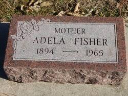 Adela Fisher (1894-1965) - Find A Grave Memorial