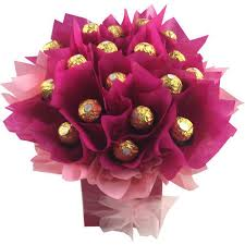Image result for Chocolate Bouquet