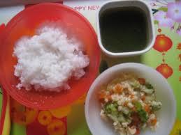 cách nấu ăn cho bé ăn dặm theo phương pháp kiểu nhật đơn giản và chi