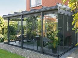 outdoor enclosed patio can add value in