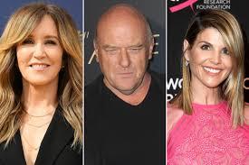 Dean Norris slams 'rich f—wads' Lori Loughlin and Felicity Huffman