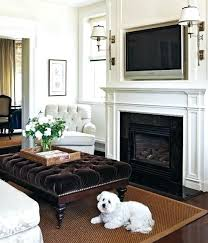 fireplace ideas hanging your the yea
