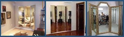 tri fold three panel wardrobe mirror