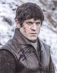IWAN RHEON as Ramsay Bolton - Game Of Thrones GENUINE AUTOGRAPH at Amazon's  Entertainment Collectibles Store