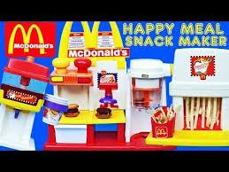 mega mcdonalds happy meal magic snack