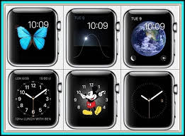 how to change wallpaper on apple watch