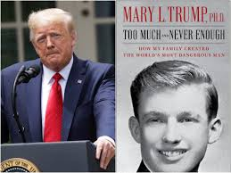Trump looking to sue niece Mary over tell-all book: report ...